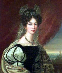 Queen Josephine of Sweden, by Fredrick Westin