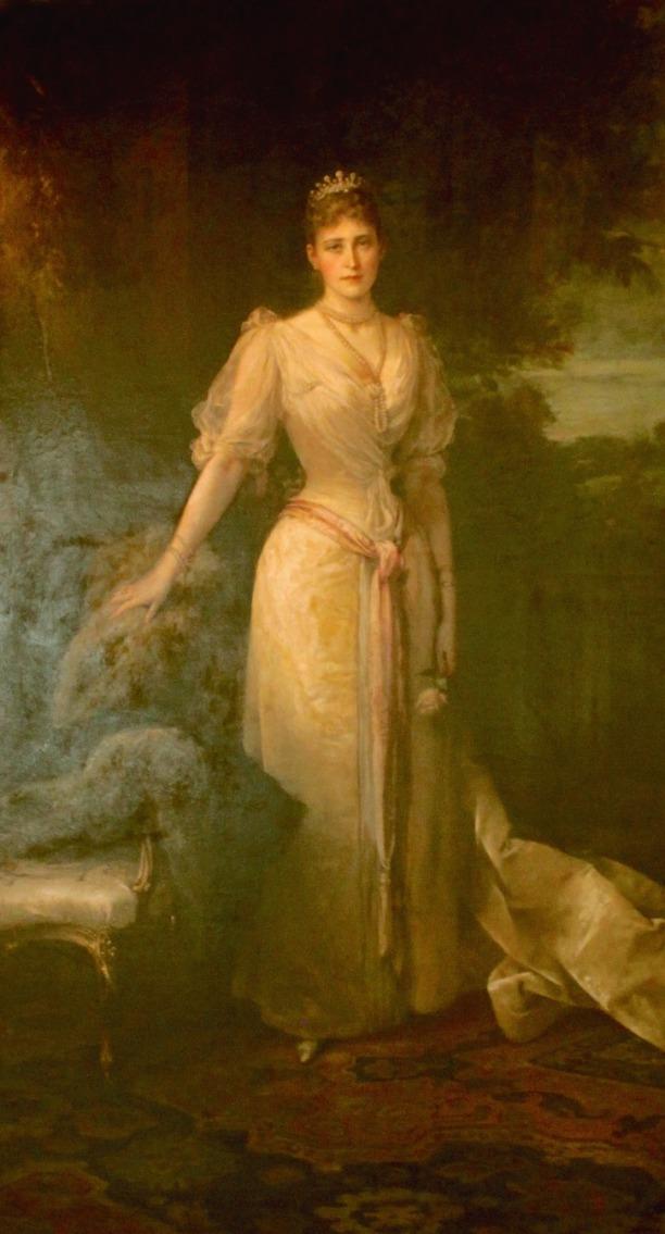1892 GD Ella by by Friedrich August von Kaulbach 1