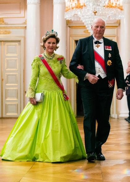 2017 05 09 80 ans du roi Harald V et de la reine Sonja de Norvège 22 Gala Dinner